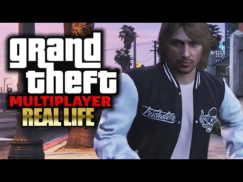 Was für eine Nacht! 🎮 GTA 5: REAL LIFE (Roleplay) #010