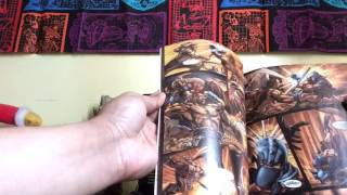 Red Sonja Queen Of The Frozen Wastes & Red Sonja Vs Thulsa Doom Graphic Novel Reviews