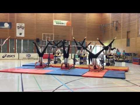 Schweizermeisterschaft TV Hundwil Barren