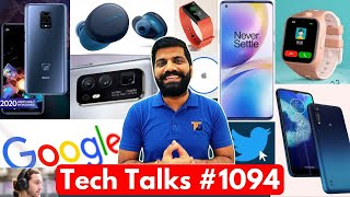 Tech Talks #1094 - Redmi Note 9s MFF Edition, iPhone SE Launch, Redmi Band Launch, Honor 30 IMX700