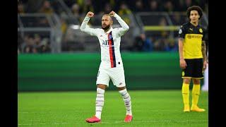 PSG vs Borussia Dortmund -  All goals & extended highlights 2020