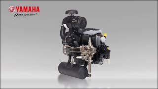 Yamaha MX825V-EFI