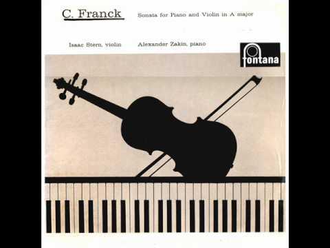 César Franck-Violin Sonata in  A Major (Complete)