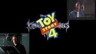 KINGDOM HEARTS III - Winnie the Pooh Trailer... With 100% more Tom Hanks!
