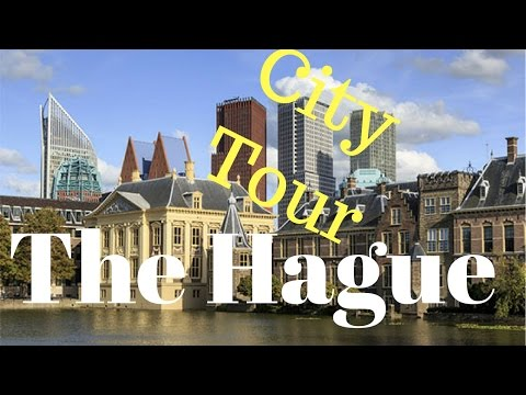 The Hague (Den Haag), The Netherlands (Big Tour) City Centre, City Hall and Parlement