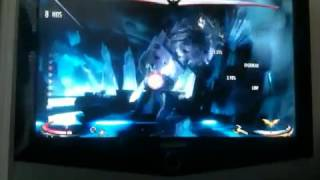 Injustice: Ares Rising Axe Crush 1