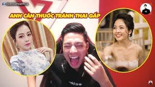 Tuyền Văn Hóa gọi điện troll Hot girl Trâm Anh cực gắt