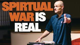 Spiritual War Is Real - Daniel 10