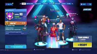 FORTNITE CLAN TRYOUTS AND ARENA GRIND PLSU GIVE AWAY!!