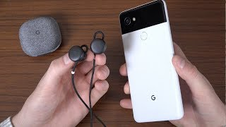 Google Pixel Buds Review!