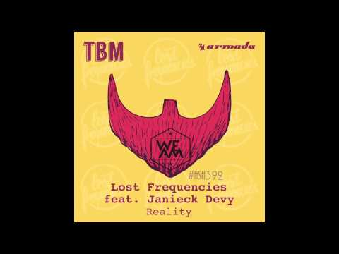 Lost Frequencies Feat. Janieck Devy - Reality (Ada5 Bootleg)