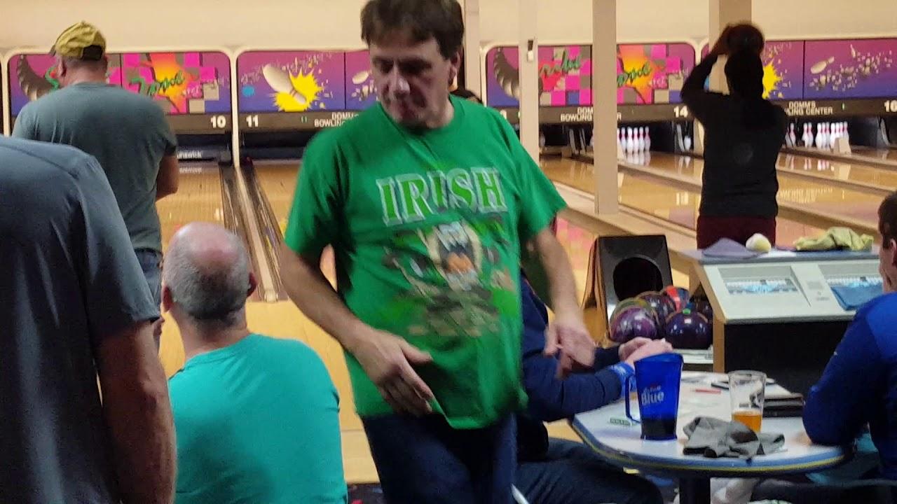 Woods midget bowling video