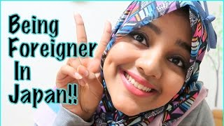 ☆ BEING A FOREIGNER IN JAPAN ~ 日本で外国人☆ Smiley Sayeeba Ep #1