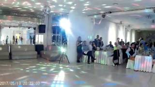 Шикарный Свадебный танец. 13.05.2017