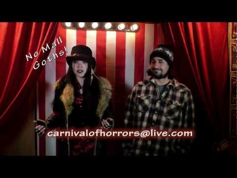Carnival of Horrors Commercial 2013