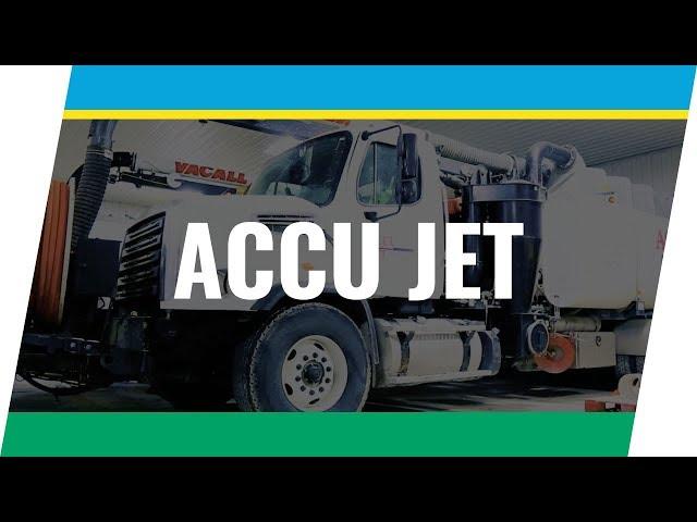 Client Spotlight Series: Accu Jet, LLC. Perry, IA