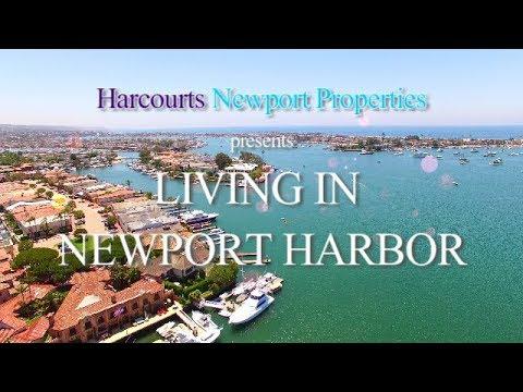 LIVING IN NEWPORT HARBOR