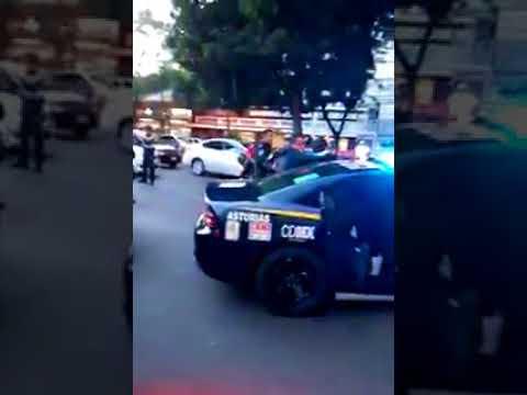 Agreden policías a estudiantes en UACM