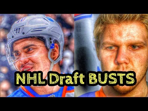 5 NHL Draft BUSTS In Recent Memory