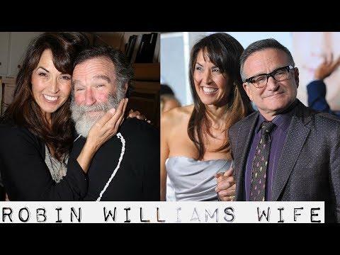 Robin Williams Wife 2017 - Susan Schneider