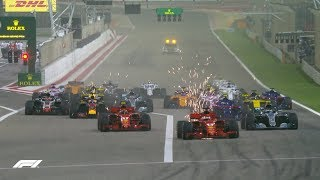 Video 2018 Bahrain Grand Prix: Race Highlights download MP3, 3GP, MP4, WEBM, AVI, FLV Oktober 2018