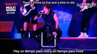 Iron Maiden - The Clairvoyant Rock in Rio 2013 (Sub Español) [Lyrics] HD