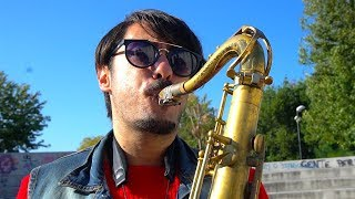 KATCHI - Ofenbach 🎷Nick Waterhouse [Saxophone Cover]
