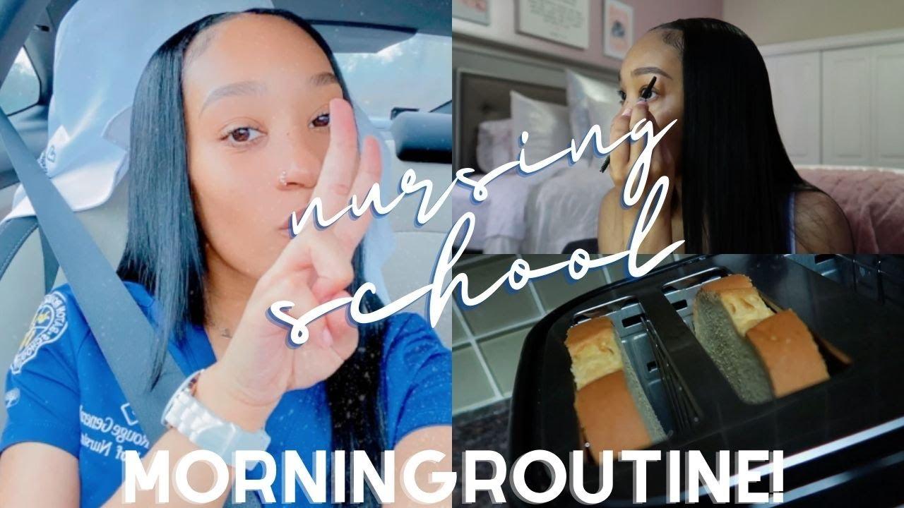 Download NURSING SCHOOL MORNING ROUTINE !