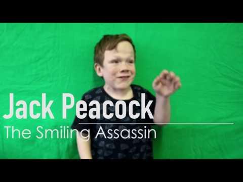 Jack Peacock - Speech