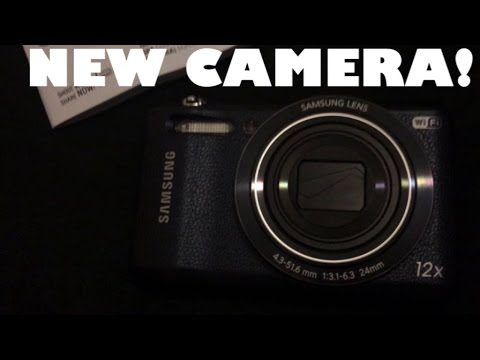 Samsung WB36F Unboxing and First Use!