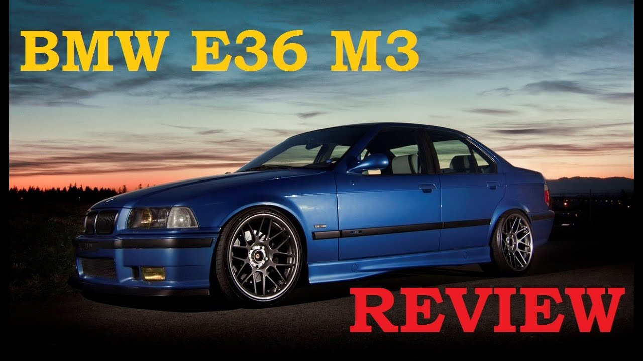 car review bmw e36 m3 start up full vehicle tour youtube. Black Bedroom Furniture Sets. Home Design Ideas