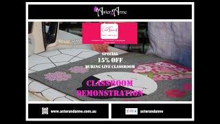Kimono Girls Classroom - Part 1 - Applique