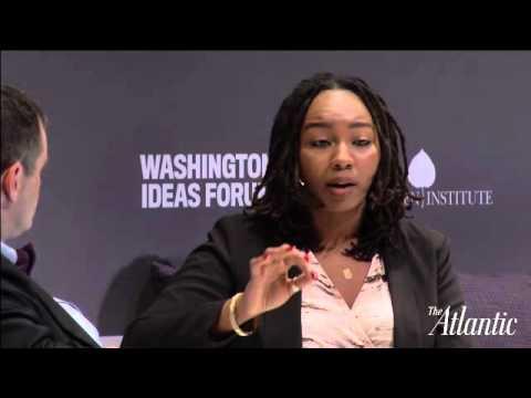Opal Tometi / Washington Ideas Forum