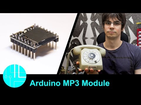 Playing Mp3 Files With Arduino