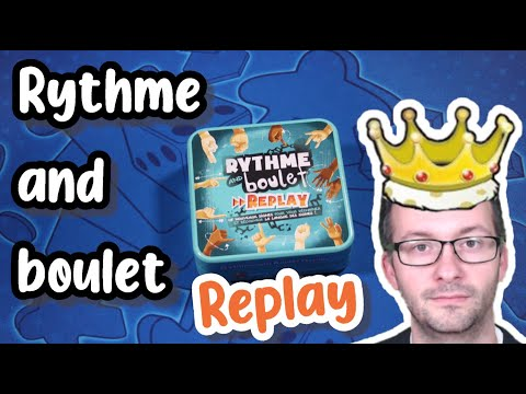 Rythme et Boulet Replay