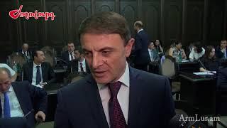 Ոստիկանապետը Սաշիկ Սարգսյանի հետ կապված ճնշումների՞ է ենթարկվել