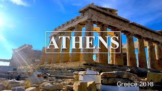 ギリシャの旅 Part 1 〜アテネ