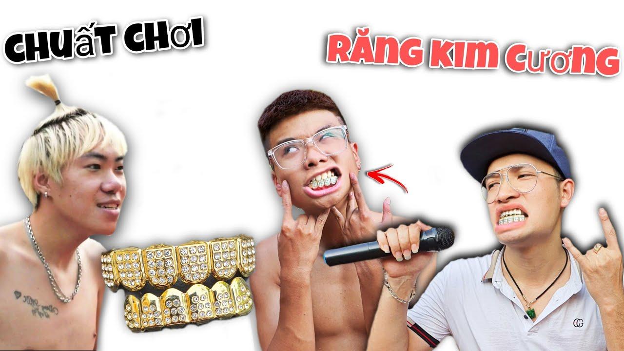 Hùng Panda | Troll Bọc Răng Kim Cương Trăm Triệu Solo Hát Rap Bị Rụng Răng Và Cái kết