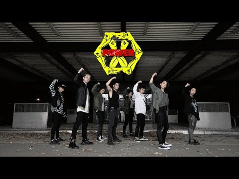 開始Youtube練舞:[EAST2WEST] EXO(엑소) - Power Dance Cover-EXO | 慢版教學