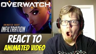 Overwatch Infiltration REACTION