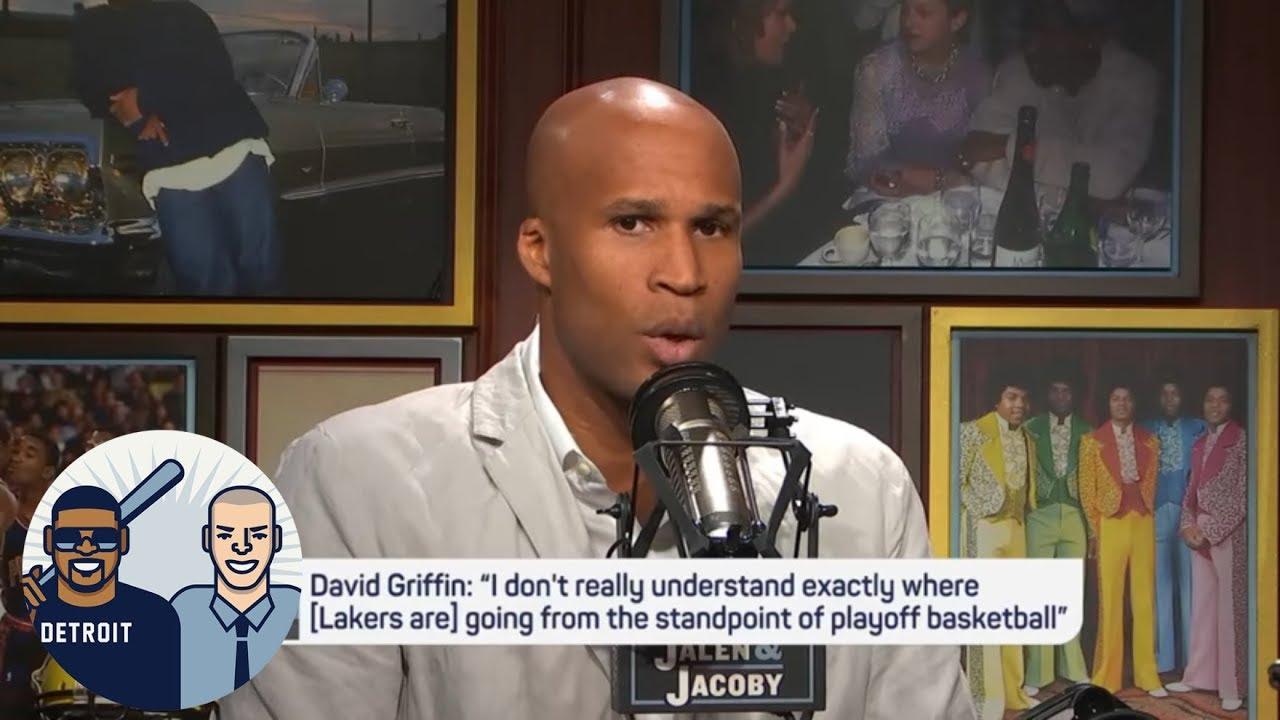 Richard Jefferson: Lakers have done 'good job' building team around LeBron | Jalen & Jacoby | ESPN