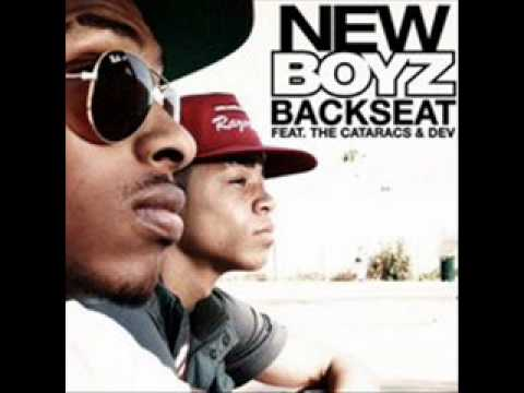 New Boyz   Backseat feat The Cataracs & DevOfficial Lyric Video