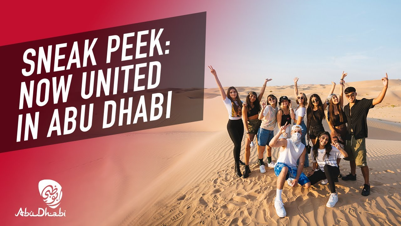 Now United in Abu Dhabi | Visit Abu Dhabi