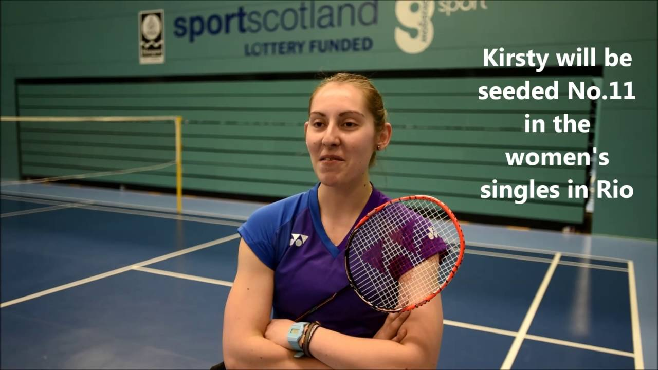 Road to Rio Kirsty Gilmour