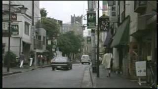 「ちいさな旅」の抜粋前半。 1995年当時の早稲田大学キャンパス、サーク...