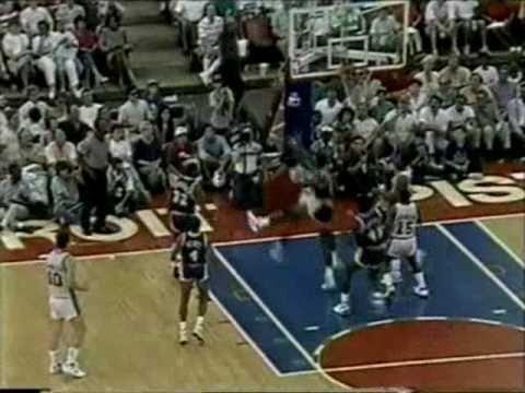 1988 NBA Finals: Lakers at Pistons, Gm 3 part 9/12
