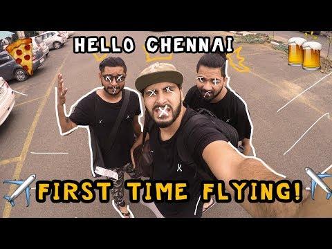 FIRST TIME FLYING EXPECTATION VS REALITY | DELHI TO CHENNAI | TRAVEL VLOGS