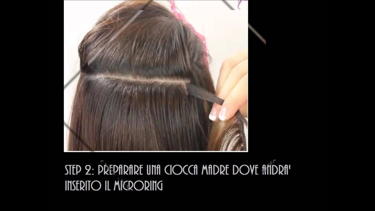 Extension clip capelli veri torino