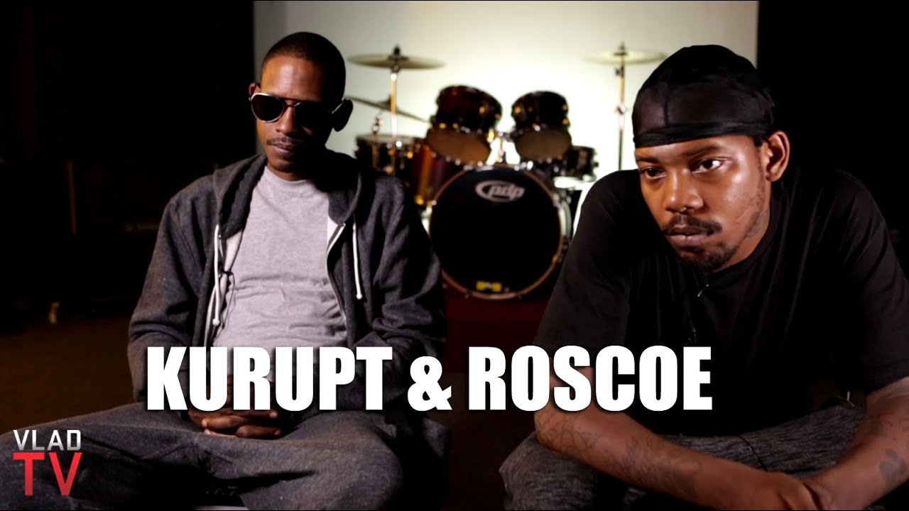 Kurupt on Future Learning From His Days with Dungeon Family