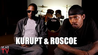 Kurupt on Future Learning From His Days with Dungeon Family YouTube Videos